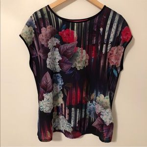 Ted Baker London Top Floral